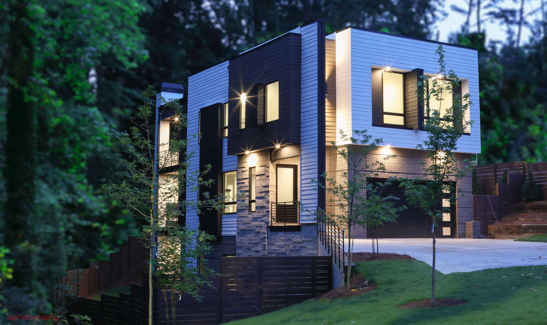 residential, custom, custom home, modern, contemporary